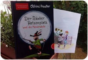 """alt=""""Räuber Hotzenplotz und die Mondrakete - Kasperl und Seppl"""""""