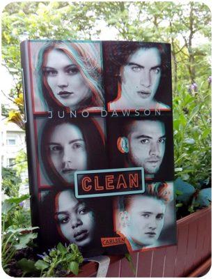 """alt=""""Clean von Juno Dawson"""""""