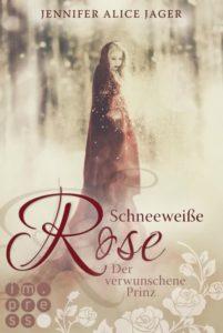 """alt=""""Schneeweiße Rose"""""""