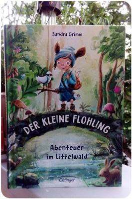 """alt=""""Der kleine Flohling: Abenteuer im Littelwald"""""""