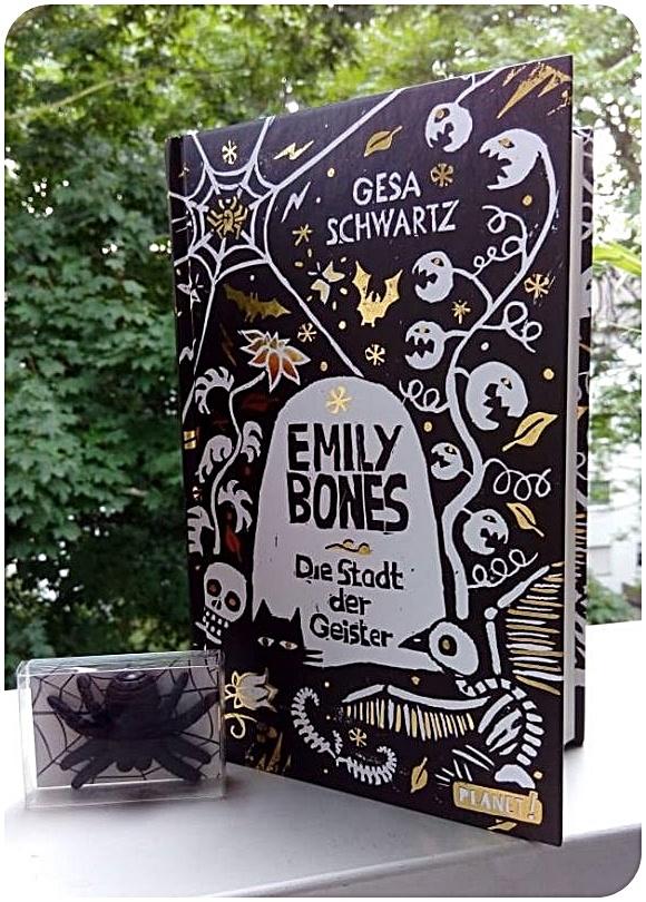 """alt=""""Emily Bones - Die Stadt der Geister"""""""