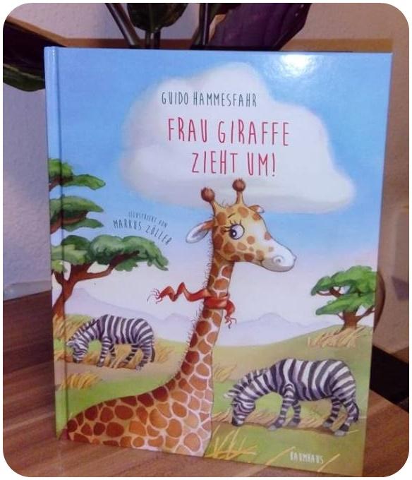 "alt=""Frau Giraffe zieht um"""