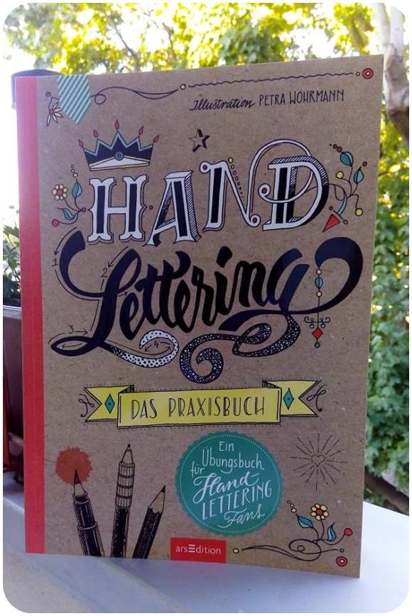 """alt=""""Handlettering Praxisbuch"""""""