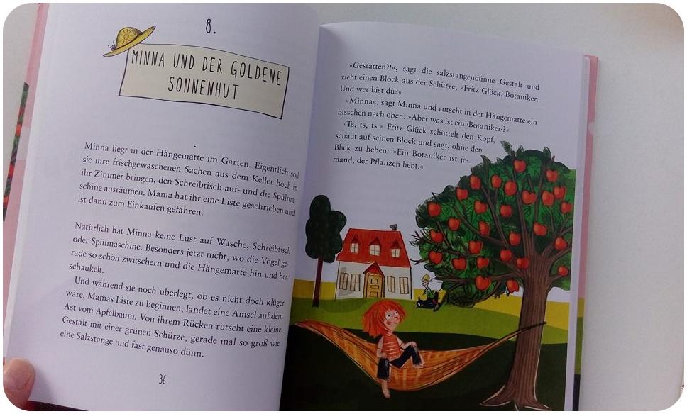 """alt=""""Glückstage unterm Apfelbaum Illustrationen"""""""