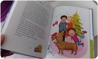 """alt=""""1-2-3 Minutengeschchten - Kunterbunte Weihnachten - Illustrationen"""""""