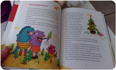 """alt=""""Illustration 1-2-3 Minutengeschichten - Kunterbunte Weihnachten"""""""