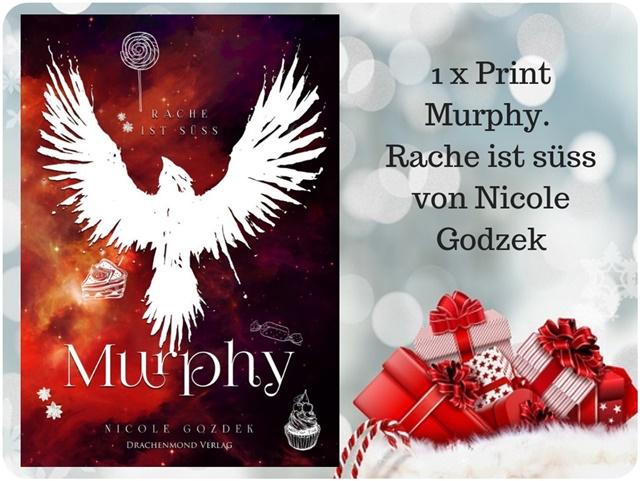 """alt=""""Murphy. Rache ist süss, Nicole Godzek"""""""