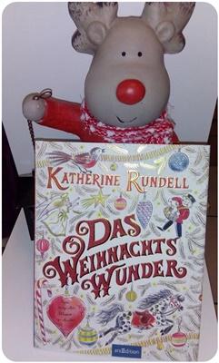 """alt=""""Das Weihnachtswunder von Katherine Rundell"""""""