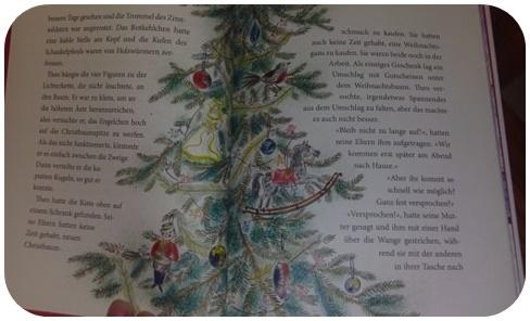 """alt=""""Illustrationen, Das Weihnachtswunder"""""""