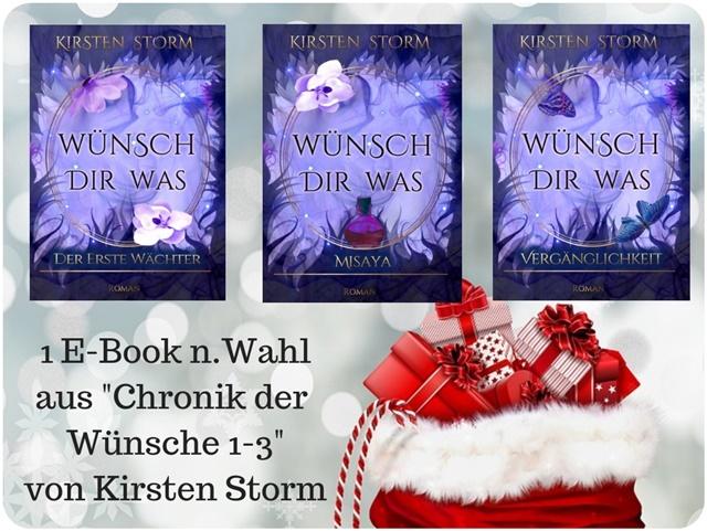 "alt=""Chronik der Wünsche, Kirsten Storm"""