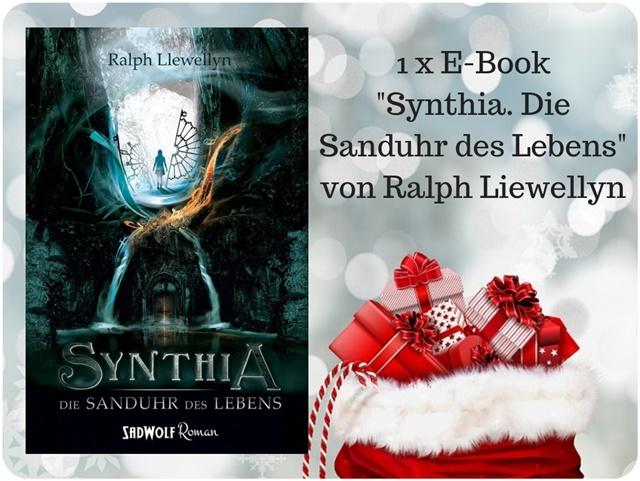 "alt=""Synthia. Die Sanduhr des Lebens, Ralph Liewellyn"""
