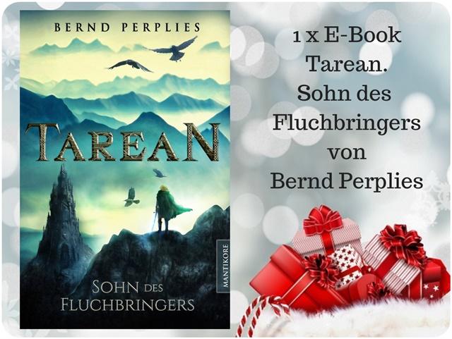 "alt=""Tarean. Sohn des Fluchbringers, Bernd Perplies"""