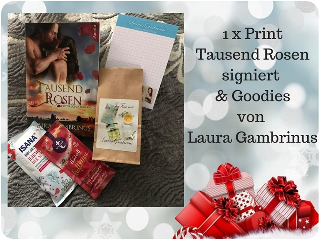 "alt=""Tausend Rosen, Laura Gambrinus"""
