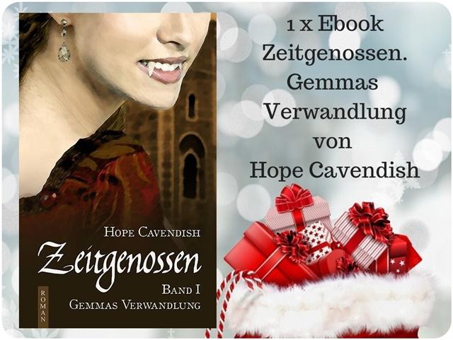 """alt=""""Zeitgenossen.Gemmas Verwandlungvon Hope Cavendish"""""""