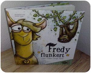 """alt=""""Fredy flunkert. Lügen haben lange Hälse"""""""
