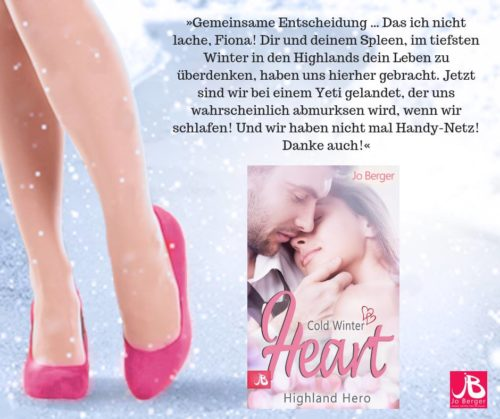 "alt=""Schnipsel 1 aus Cold Winter Heart. Highland Hero"