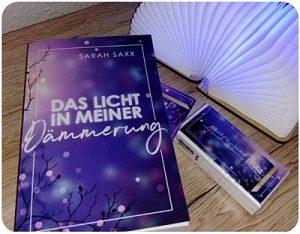 """alt=""""Das Licht in meiner Dämmerung, Sarah Saxx"""""""