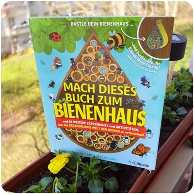 """alt=""""Mach dieses Buch zum Bienenhaus"""""""