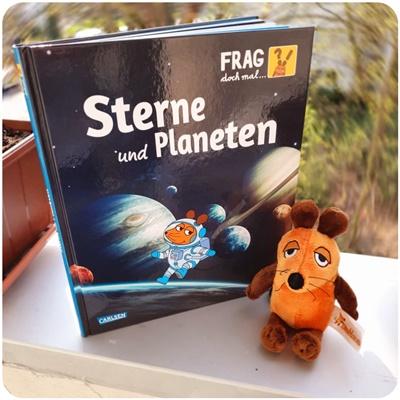 """alt=""""Frag doch mal die Maus - Sterne und Planeten"""""""