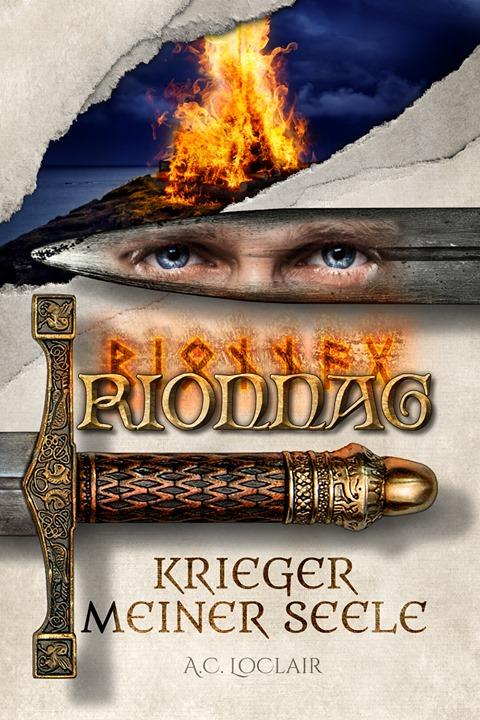 """alt=""""Rionnag. Krieger meiner Seele"""""""