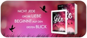 "alt=""Zwei in Solo - Liebesroman"""