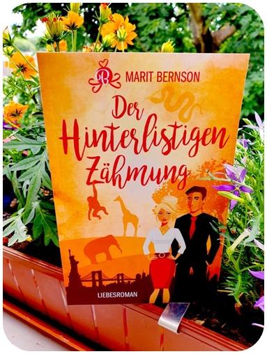 """alt=""""Der Hinterlistigen Zähmung von Marit Bernson"""""""