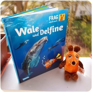 """alt=""""Wale und Delfine"""""""