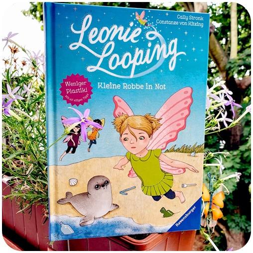 """alt?""""Leonie Looping. Kleine Robbe in Not"""""""
