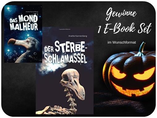 """alt=""""Gewinn Dodo-Dilemma Anette Kannenberg, E-book, Halloween Special"""""""
