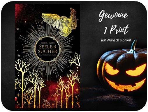 "alt=""Gewinn Seelensucher Sophie Fatale Print, Halloween Special"""