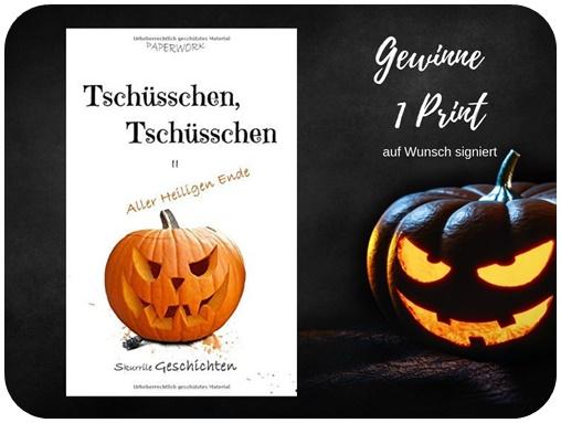 "alt=""Gewinn Tschüsschen, Tschüsschen gesponsert von Mara Winter, Print, Halloween Special"""