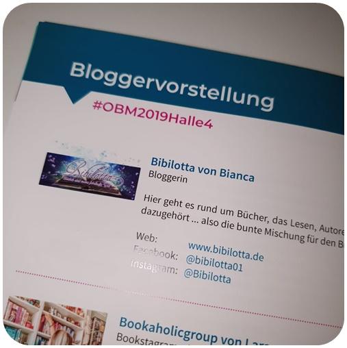 "alt=""Bloggervorstellung Messeprogramm"""
