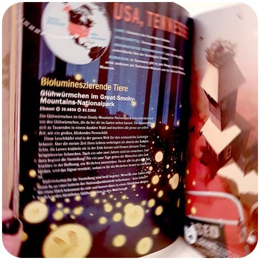 """alt=""""Innenansicht Atlas Obscura Kids Edition"""""""