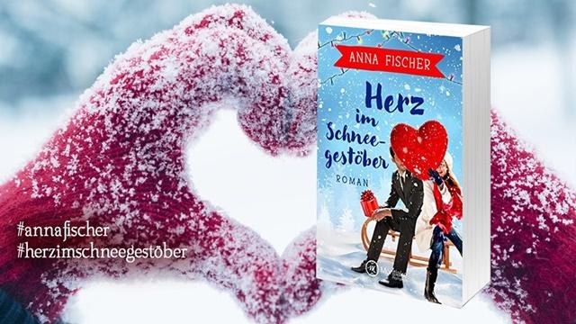 """alt=""""Herz im Schneegestöber Banner"""""""