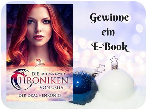 """alt=""""Ebook, Die Chroniken von Usha. Der Drachenkönig"""""""