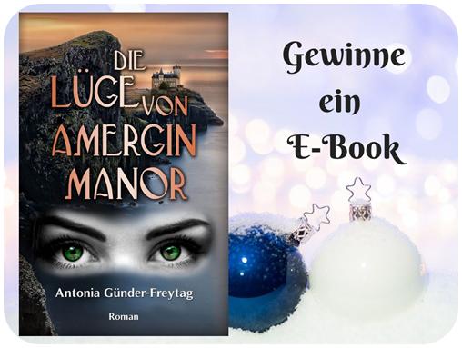 """alt=""""Ebook, Die Lüge von Amergin Manor"""""""