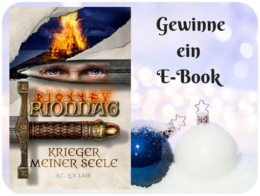"alt=""Ebook, Rionnag. Krieger meiner Seele, A.C.LoClair"""