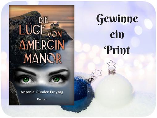 """alt=""""Print, Die Lüge von Amergin Manor"""""""