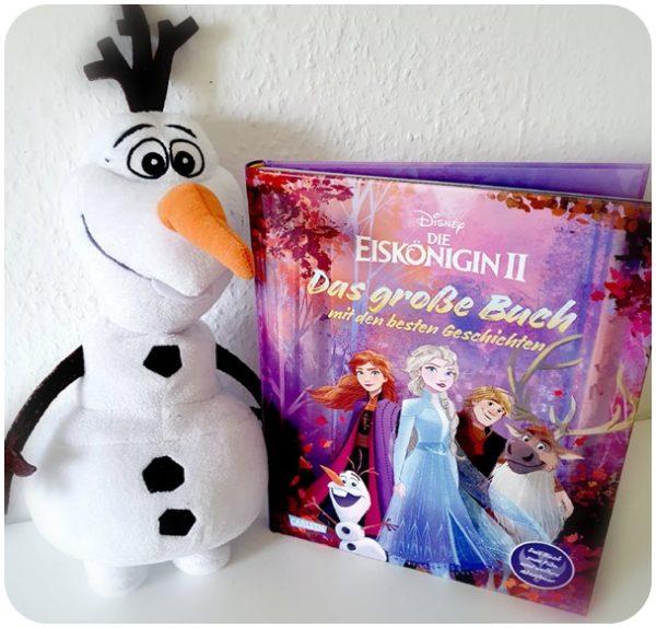 """alt=""""Die Eiskönigin 2 - Das große Buch mit den besten Geschichten"""""""