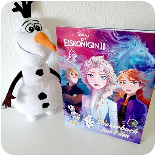 """alt=""""Die Eiskönigin 2 - Das Stickerbuch zum Film"""""""