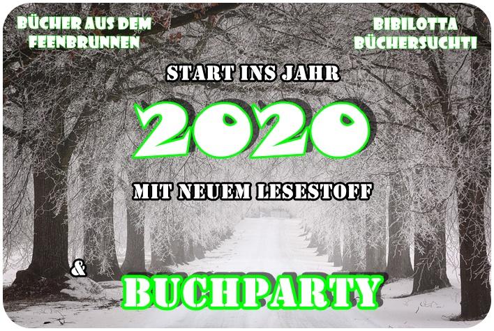 "alt=""Buchparty 2020 Gewinnspiel"""