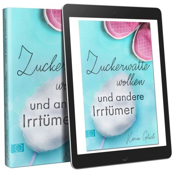"""alt=""""Cover Zuckerwattewolken und andere Irrtümer"""""""