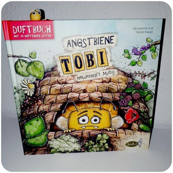 "alt=""Tobi Angstbiene Duftbuch"""