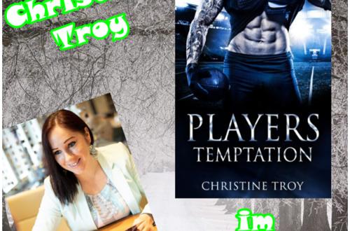 """alt=""""Interview mit Christine Troy Buchparty 2020"""""""