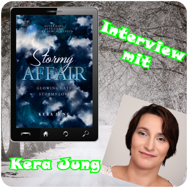 "alt=""Kera Jung Interview Buchparty 2020"""