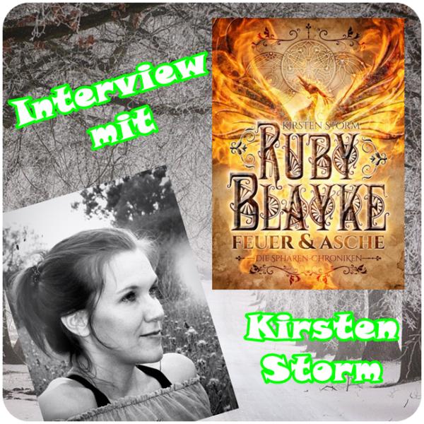 """alt=""""Interview mit Kirsten Storm Buchparty 2020"""""""