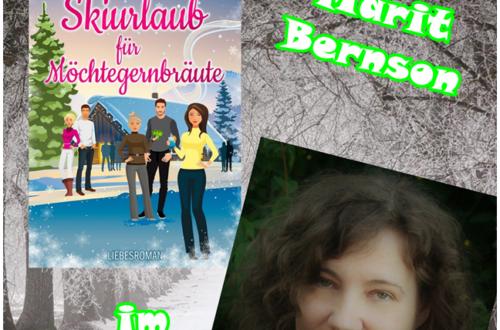 """alt=""""Marit Bernson Interview Buchparty 2020"""""""