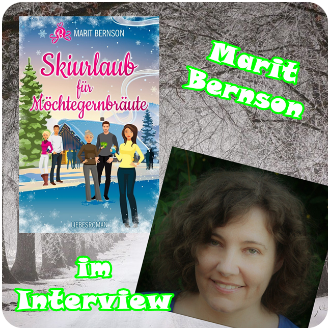 "alt=""Marit Bernson Interview Buchparty 2020"""