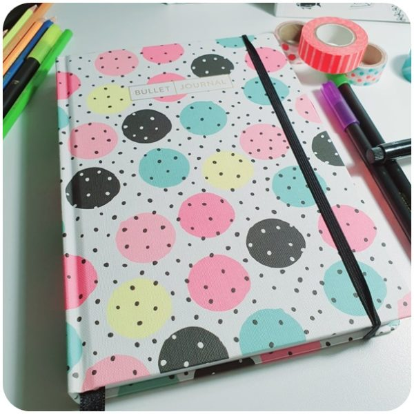"alt=""Bullet Journal Pastel-Dots"""