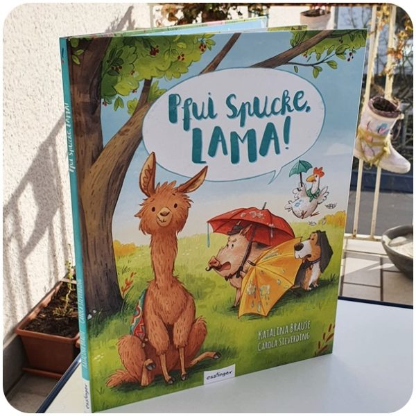 "alt=""Pfui Spucke, Lama"""